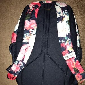 Girls North Face back pack